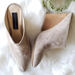 Steven by Steve madden pointed toe mules, shoes